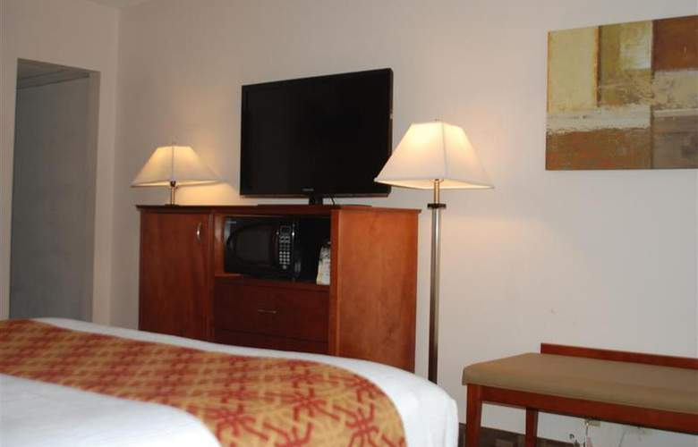 Best Western Plus University Inn - Room - 77