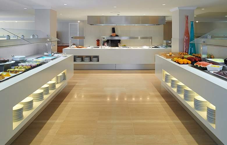 Hipotels Aparthotel Mercedes - Restaurant - 14