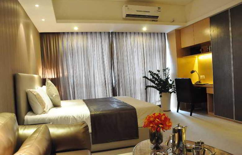 Baihe International Apartment Kecun Hopson Square - Room - 10