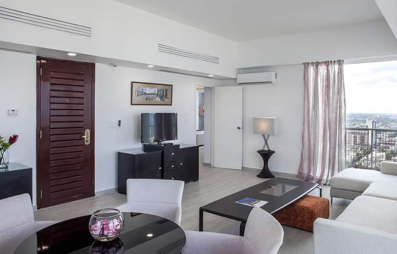 Tryp Habana Libre - Room - 15