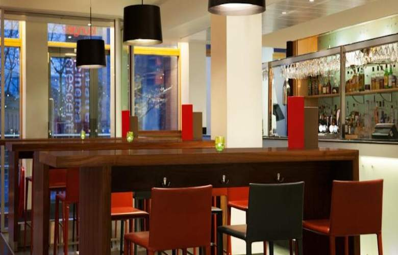 Hampton by Hilton Birmingham Broad Street - Bar - 12