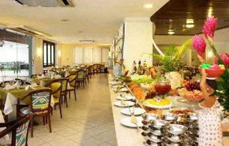 Maceio Atlantic Suites - Restaurant - 9