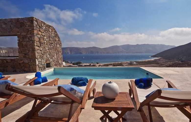 Mykonos Panormos Villas - Pool - 10