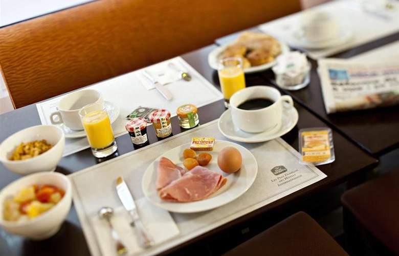 Best Western Astoria - Restaurant - 40