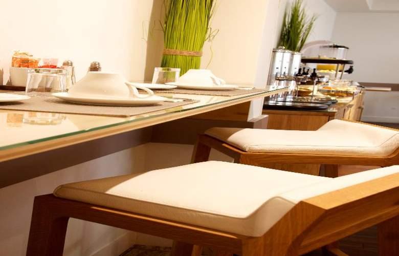 Residence Richemont - Restaurant - 22
