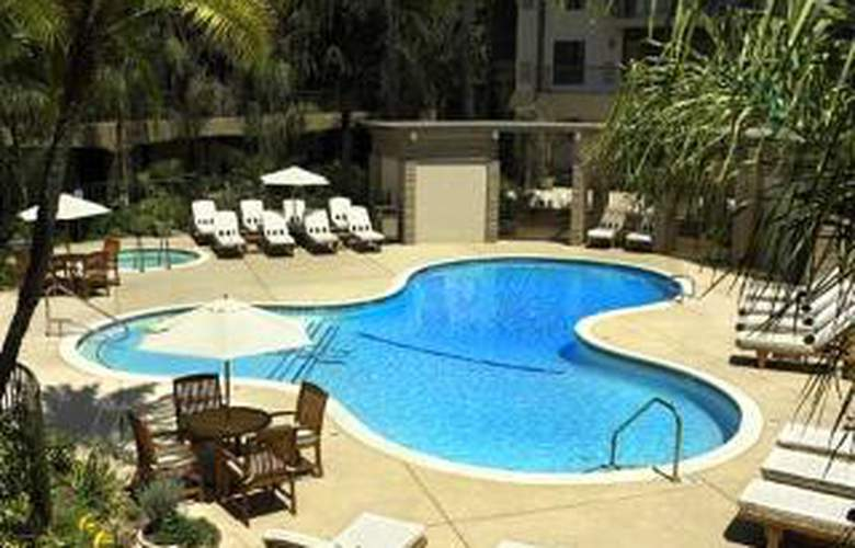 DoubleTree by Hilton Hotel Claremont - Sport - 2