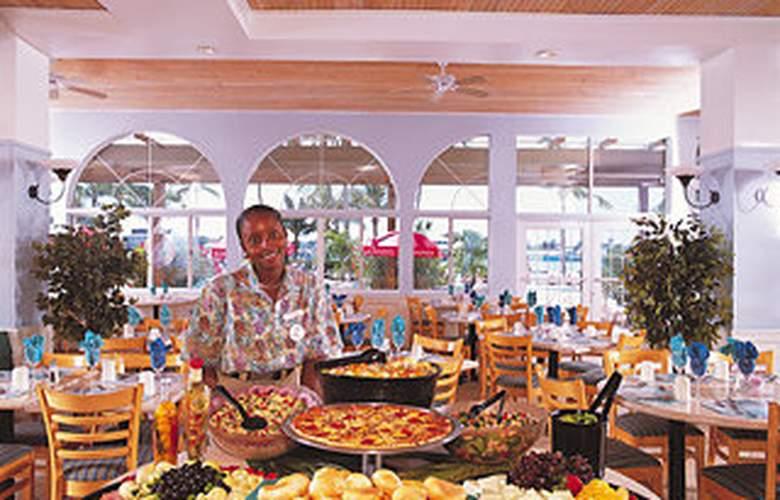 Paradise Island Harbour Resort All Inclusive - Restaurant - 7