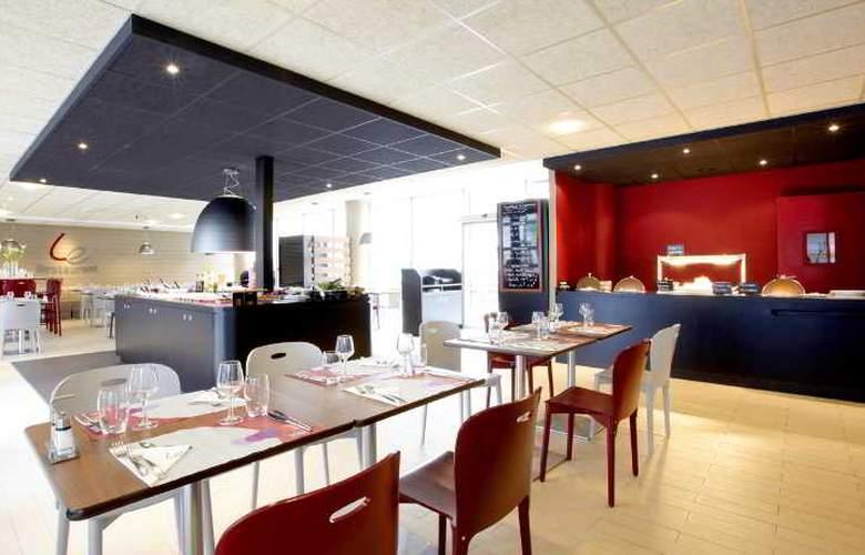 Campanile La Villette - Restaurant - 4