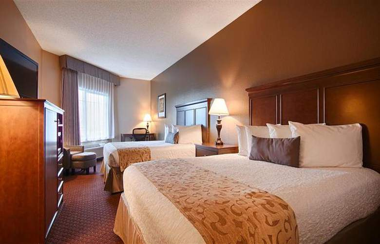 Best Western Plus Golden Lion - Room - 19
