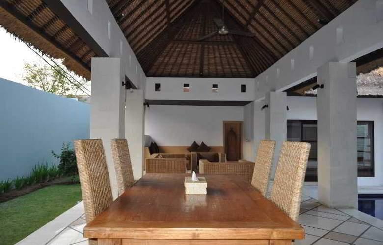 B Villa + Pool - Terrace - 23