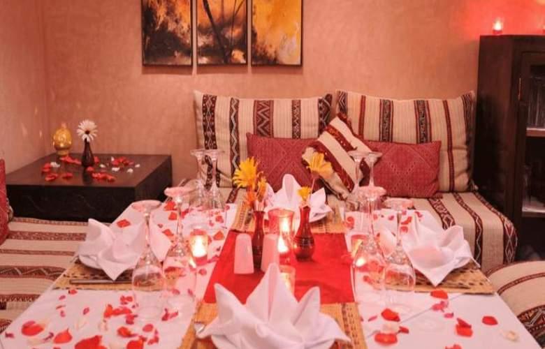 Kasbah Caracalla - Restaurant - 18