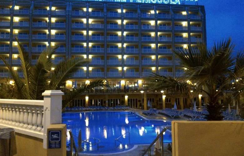 Gran Hotel Peñiscola - Hotel - 23