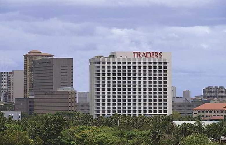 Traders Hotel Manila - Hotel - 6