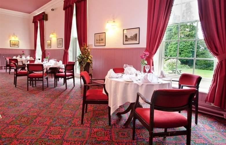 Tankerville Arms Hotel - Restaurant - 25