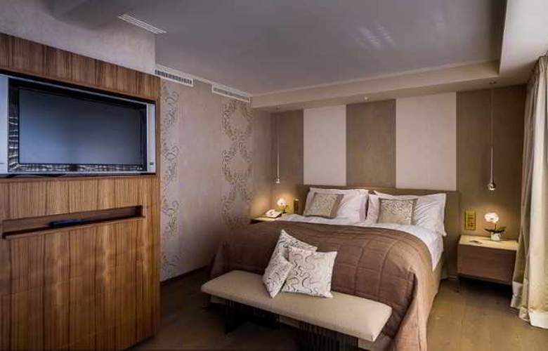 Lausanne Palace - Room - 8