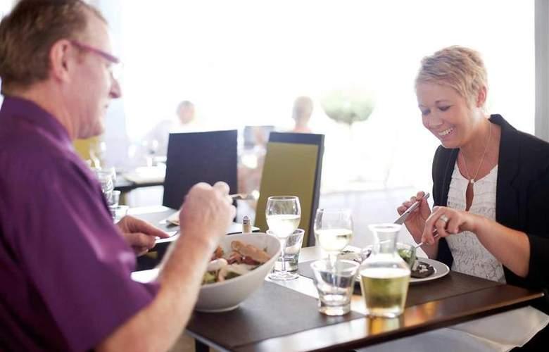 Novotel Mulhouse Sausheim - Restaurant - 33