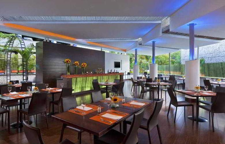 Four Points By Sheraton Medellin - Restaurant - 35