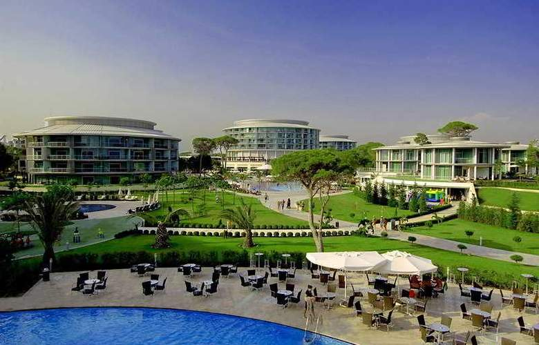 Calista Luxury Resort - General - 1