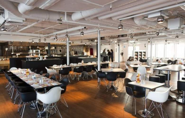 SS Rotterdam by Westcord Hotels - Restaurant - 26