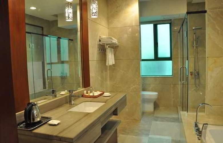 Pan Shan Hotel - Room - 1