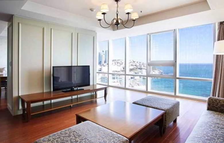 Kunoh Seacloud Hotel - Room - 10