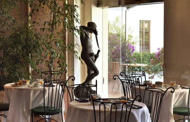 Villa Gabriele d'Annunzio - Restaurant - 5