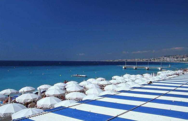 Mercure Nice Promenade des Anglais - Hotel - 12