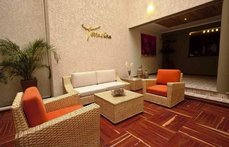 Terravina Hotel Del Vino - General - 1