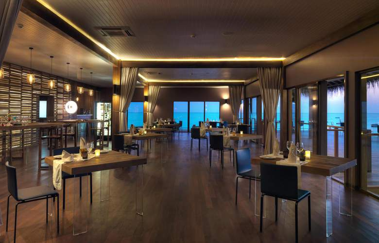 Cocoon Maldives Resort - Restaurant - 6