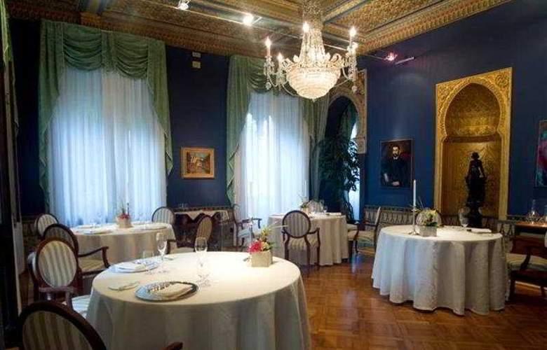 Villa Crespi - Restaurant - 6