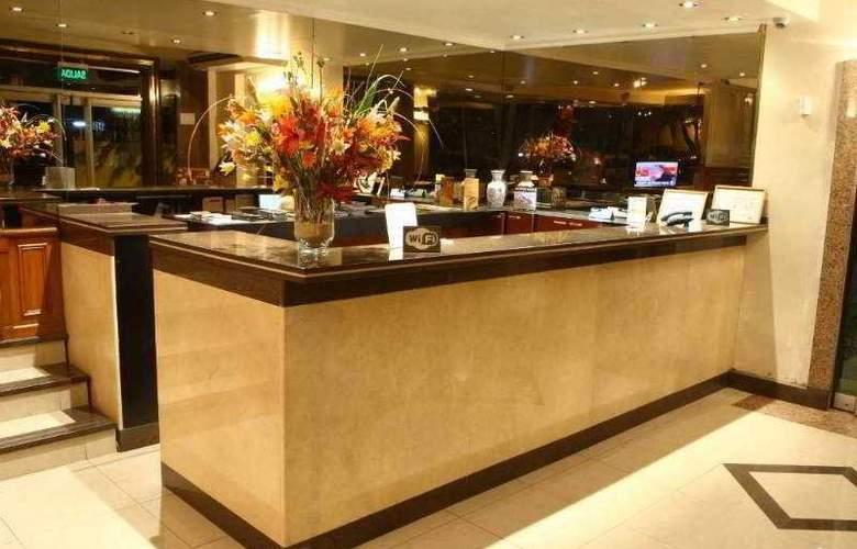 Ritz Hotel Mendoza - General - 3