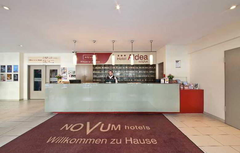 Novum Hotel Aldea Berlin Centrum - General - 4