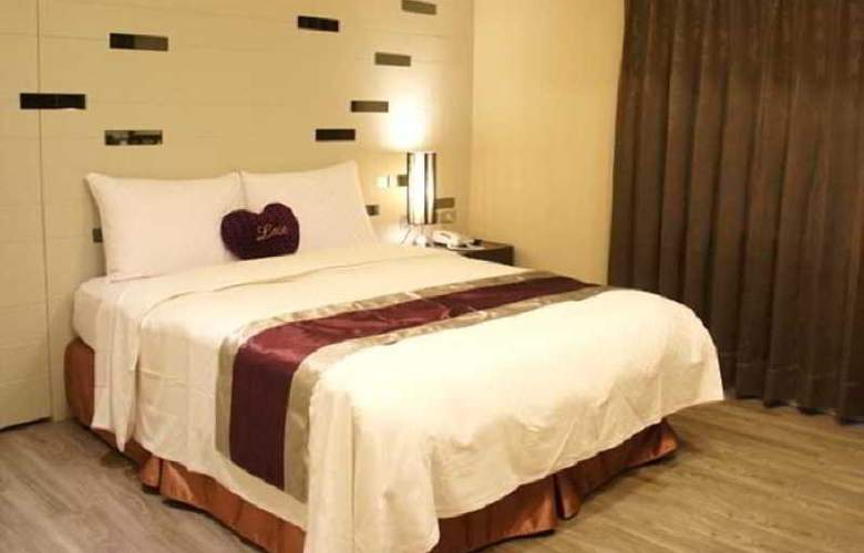 Taichung One Chung Business Hotel - Room - 10