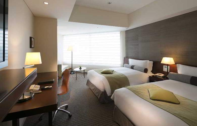 The Strings By Intercontinental Tokyo - Room - 8