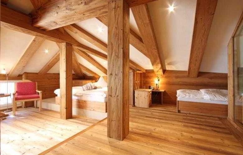 Graechen Swiss Quality Turm Hotel - Room - 3