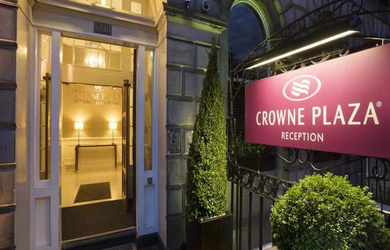 Crowne Plaza Edinburgh - Royal Terrace - Hotel - 10