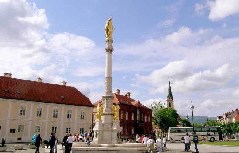 Sheraton Zagreb - Hotel - 8