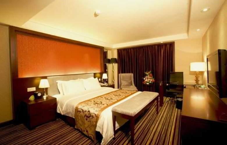 Leeden Hotel Chengdu - Room - 11