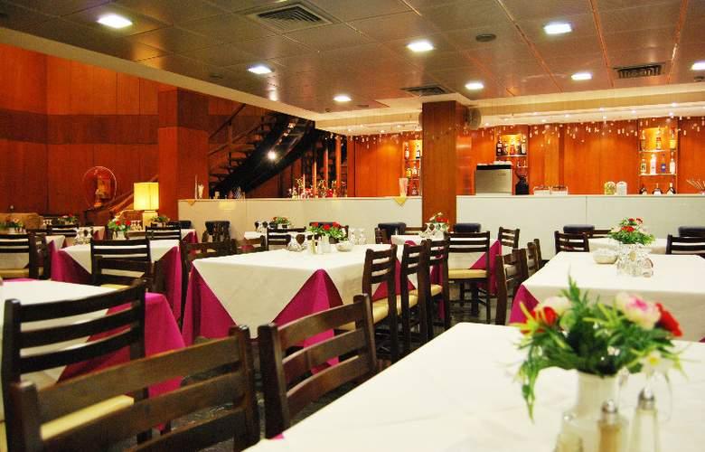 Iniohos Hotel - Restaurant - 10