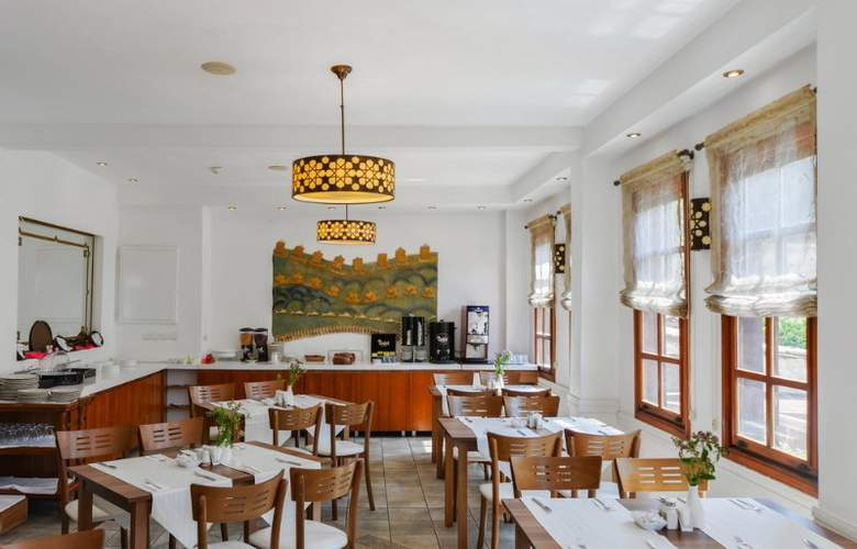Argos Hotel - Restaurant - 10