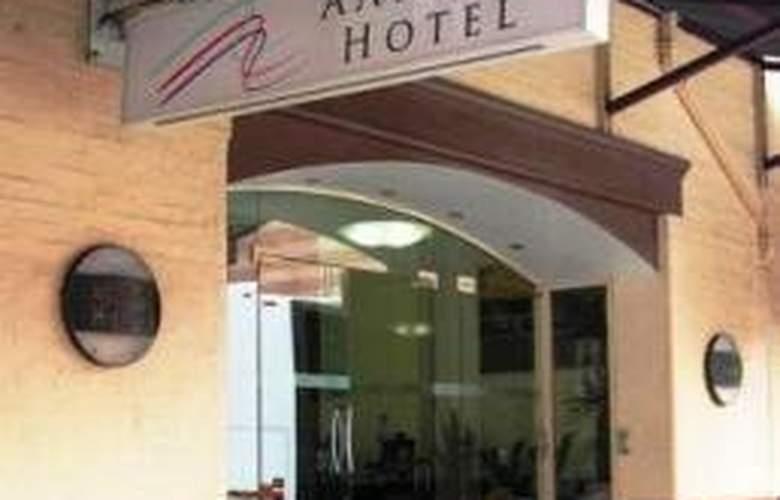 Aarons Hotel Sydney - Hotel - 0