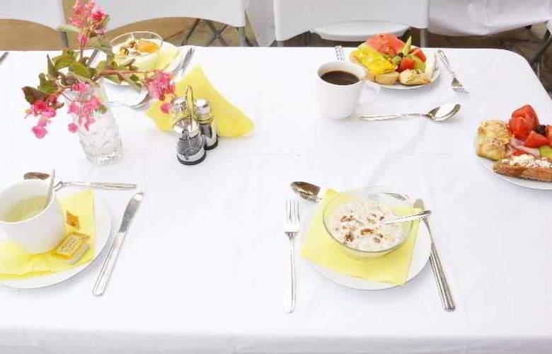 Louladakis Apartments - Restaurant - 8