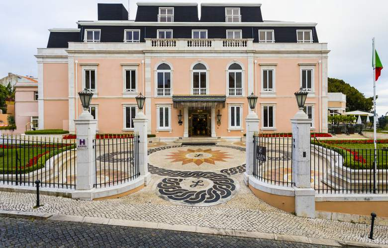 Olissippo Lapa Palace - The Leading Hotels of the World - Hotel - 0