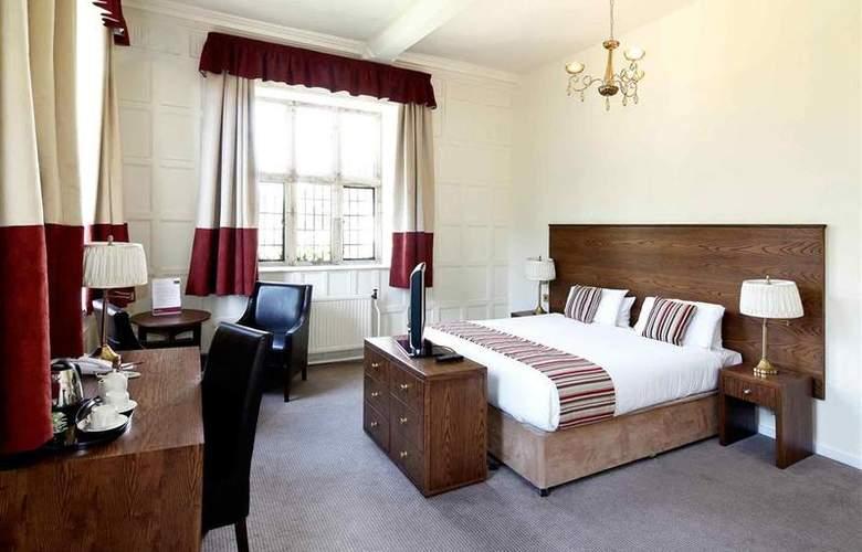 Mercure Telford Madeley Court Hotel - Room - 46