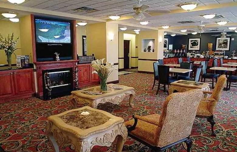 Hampton Inn Hinesville - Hotel - 3