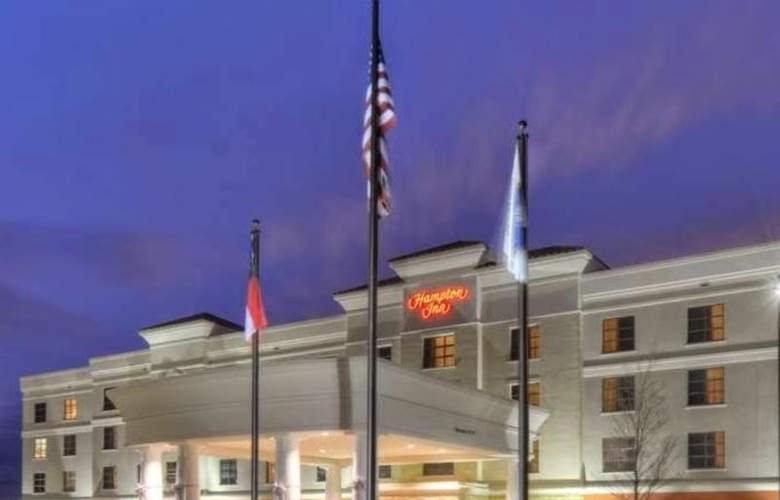Hampton Inn Columbus-South/Ft. Benning - Hotel - 3