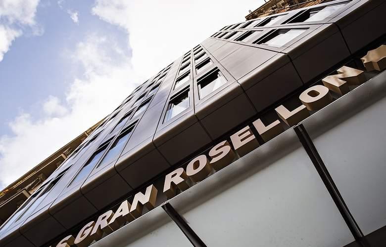 Bcn Urban Hotels Gran Rosellon - Hotel - 0