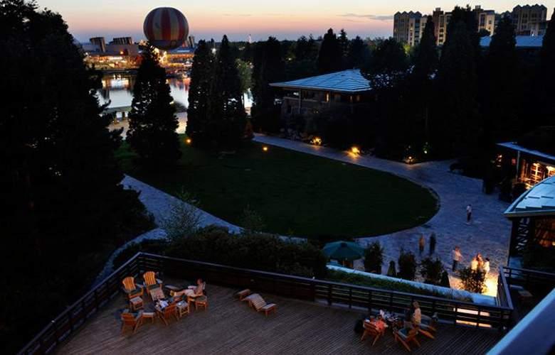 Disney's Sequoia Lodge - Terrace - 5