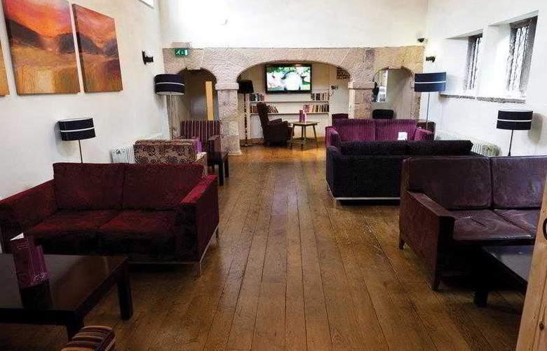 Best Western Mosborough Hall - Hotel - 124