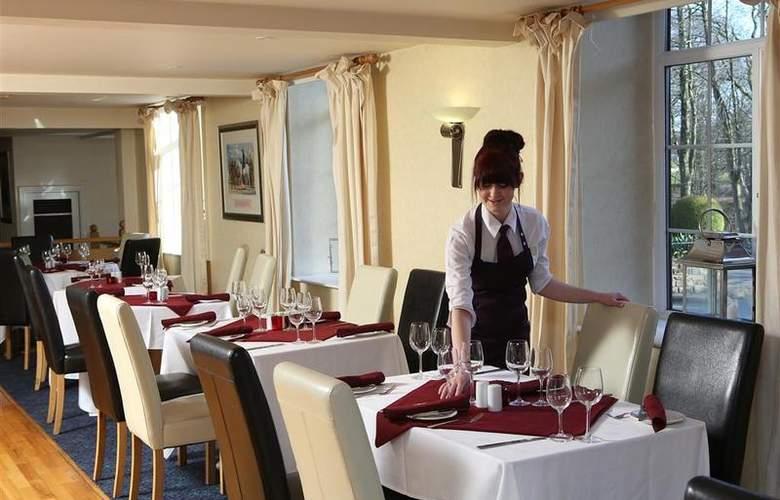 Best Western Park Hall - Restaurant - 251